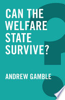 Can the Welfare State Survive