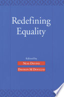 Redefining Equality