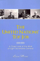 The United Nations  Top Job