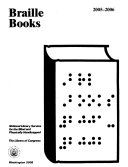 Braille Books