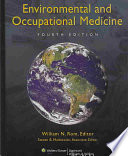 Environmental and Occupational Medicine