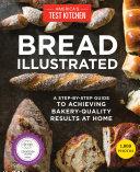 Bread Illustrated Book