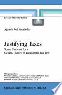 Justifying Taxes