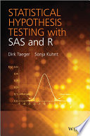 Ebook Statistical Hypothesis Testing with SAS and R Epub Dirk Taeger,Sonja Kuhnt Apps Read Mobile