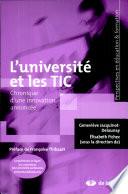 L'université et les TIC