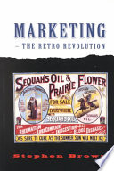 Marketing   The Retro Revolution
