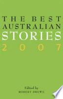 the best australian stories 2007