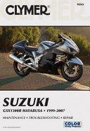 Suzuki Gsx1300r Hayabusa 99 07