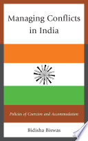 Managing Conflicts In India book