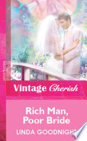 Rich Man  Poor Bride  Mills   Boon Vintage Cherish