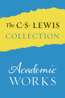 The C  S  Lewis Collection  Academic Works