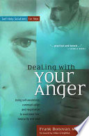 Dealing With Your Anger