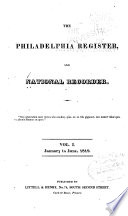 The Philadelphia Register  and National Recorder