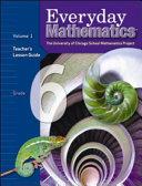 Everyday Mathematics: Teacher's reference manual (Gr. 4-6)
