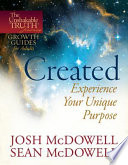 Created Experience A Closer Relationship With God