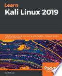 Learn Kali Linux 2019