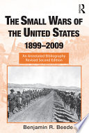 download ebook the small wars of the united states, 1899-2009 pdf epub