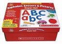 Alphabet Letters   Pictures Super Set
