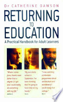 Returning to Education