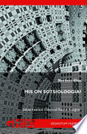Mis on sotsioloogia?