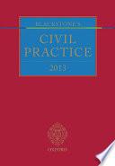 download ebook blackstone's civil practice 2013 pdf epub