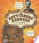 download ebook the gettysburg address in translation pdf epub