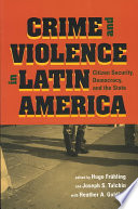 Crime and Violence in Latin America