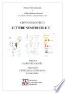 Lettere Numeri Colori