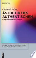 Ästhetik des Authentischen