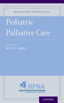 Pediatric Palliative Care