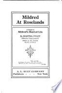 Mildred at Roselands Book PDF