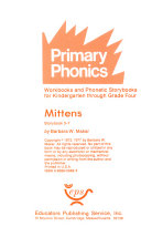 Primary Phonics  set 3   Mittens