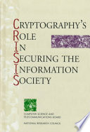 Cryptography s Role in Securing the Information Society