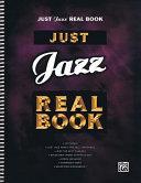 Just Jazz Bass Real Book