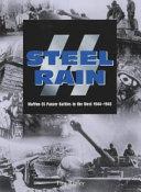 SS-Steel Rain : ...