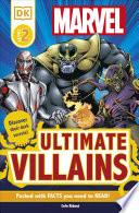 DK Readers L2  Marvel s Ultimate Villains