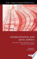 Europeanisation and Party Politics