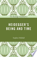 download ebook the routledge guidebook to heidegger's being and time pdf epub