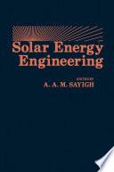 Solar Energy Engineering