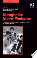 Managing the Modern Workplace