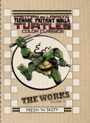 Teenage Mutant Ninja Turtles The Works 5
