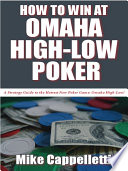 How to Win at Omaha High Low Poker Book PDF