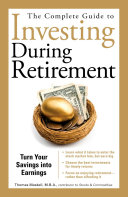 download ebook the complete guide to investing during retirement pdf epub