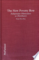 The New Poverty Row