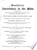 Analytical Concordance to the Bible