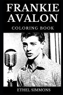 Frankie Avalon Coloring Book