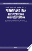 Europe and Iran