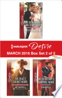 Harlequin Desire March 2016   Box Set 2 of 2