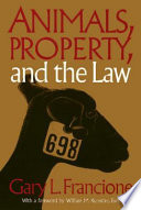 Animals Property   The Law