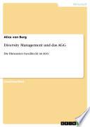 Diversity Management und das AGG